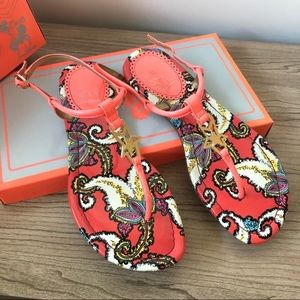 Circus by Sam Edelman Neon Pink Coral Sandals